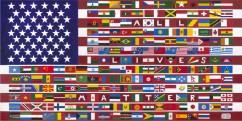 KellyBurke_All-Lives-Matter-Flag_OilOnCanvas_54x108-768x385